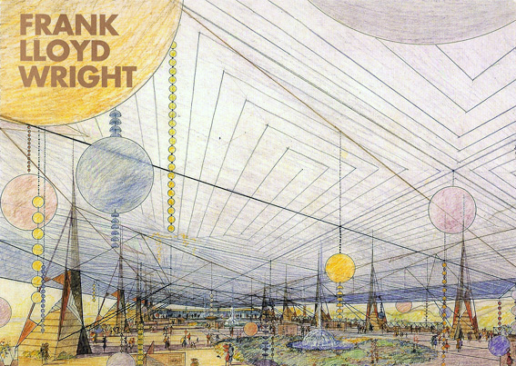 Invitación Frank Lloyd Wright (Guggenheim Bilbao)