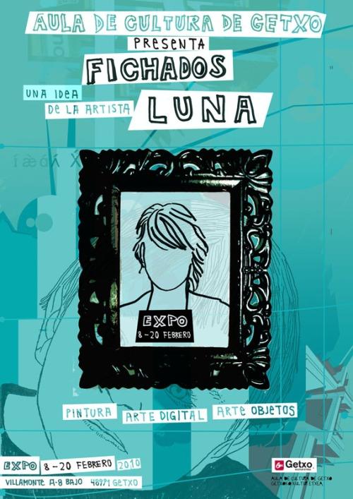 Diseño de cartel para la exposición. 2010