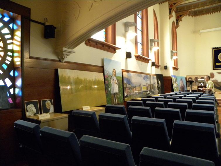 XI Certamen de Pintura UNED Bizkaia. 2010