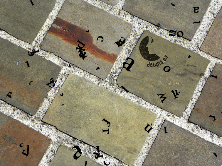 Estampando huella. Graffiti en Donosti. 2010.