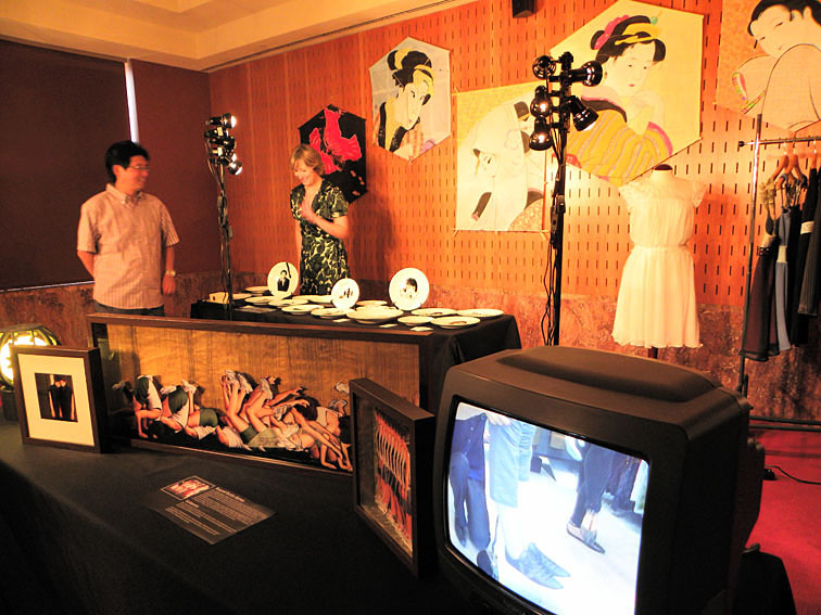 Creative Garden Bilbao y Creative Lounge Chicago en Fitting Room.
