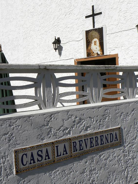 Casa La Reverenda