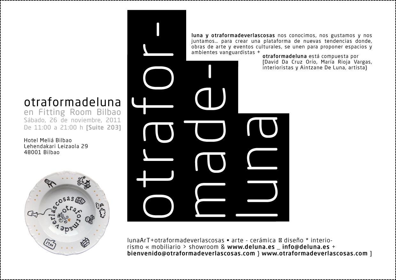 Flyer exposición otraformadeluna