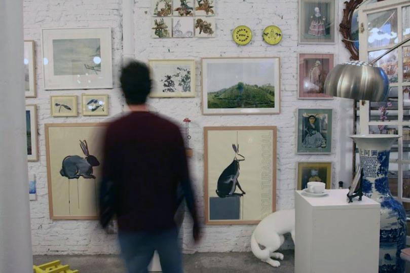Exposición colectiva Modos de ver