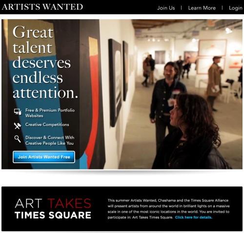 Se buscan artistas