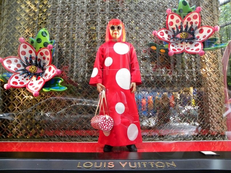 Louis Vuitton&Yayoi Kusama