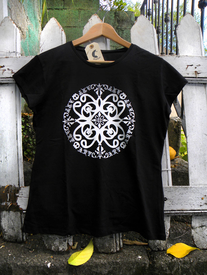 Camiseta Skull Art