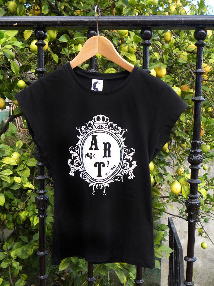 Camiseta Fuck Art!