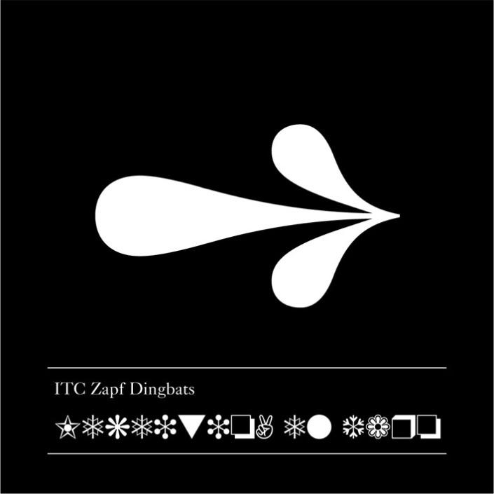 ITC Zapf Dingbats