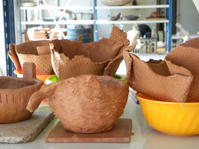 Taller de cerámica