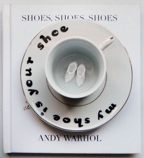 Shoes, shoes, shoes by Andy Warhol