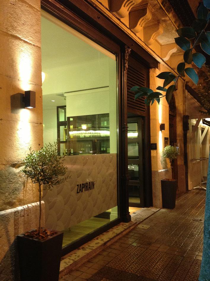 Zapirain Restaurant