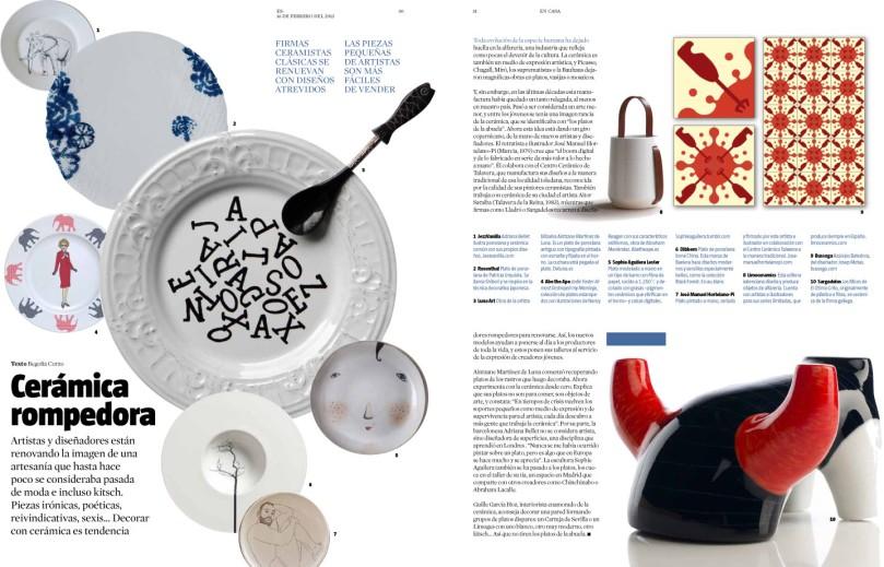 Luna Art en (es) 'estilos de vida' de La Vanguardia