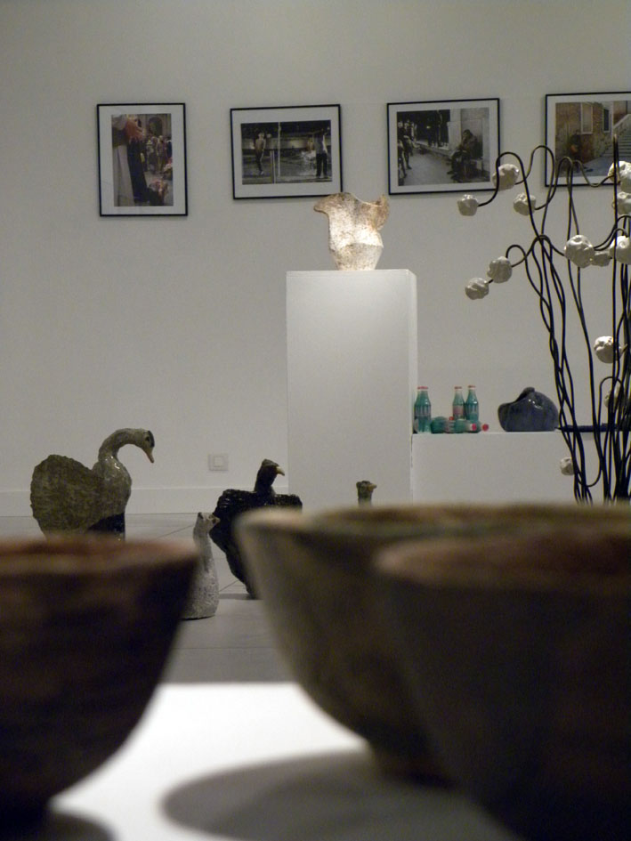 Ceramics and Photography