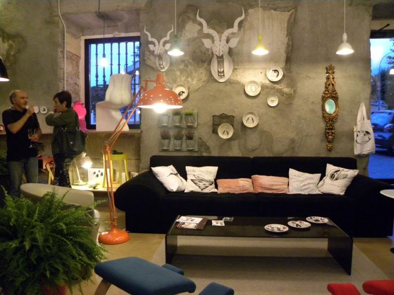 An exhibition of ceramics by Aintzane De Luna and Carlos Villoslada
