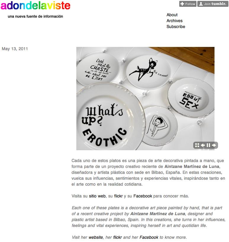 Deluna Ceramics en adondelaviste