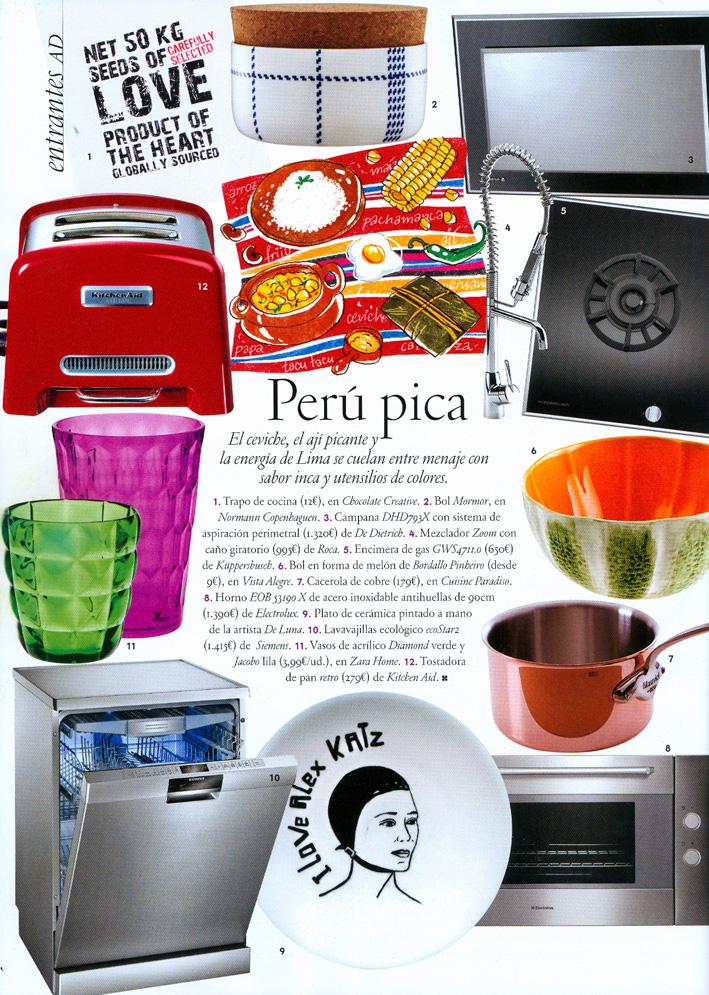 Perú pica