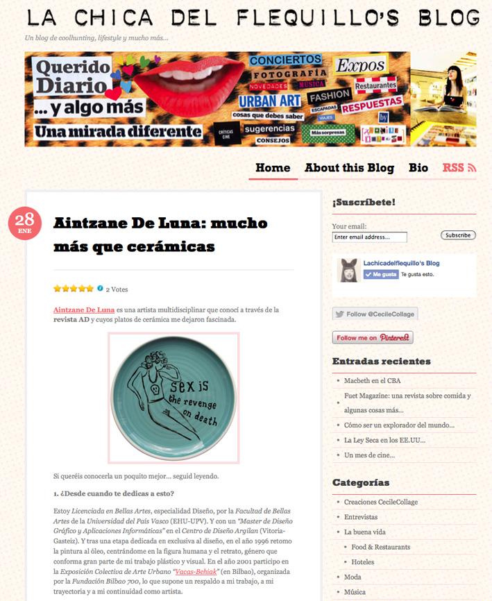 Luna en La chica del flequillo's blog