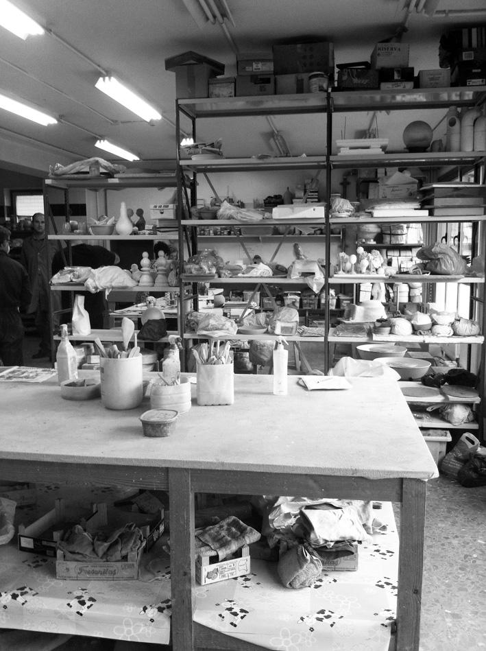 El taller de Manuela