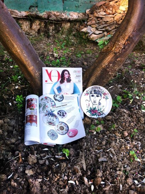 Luna Art Ceramics en Yo Dona en El Mundo