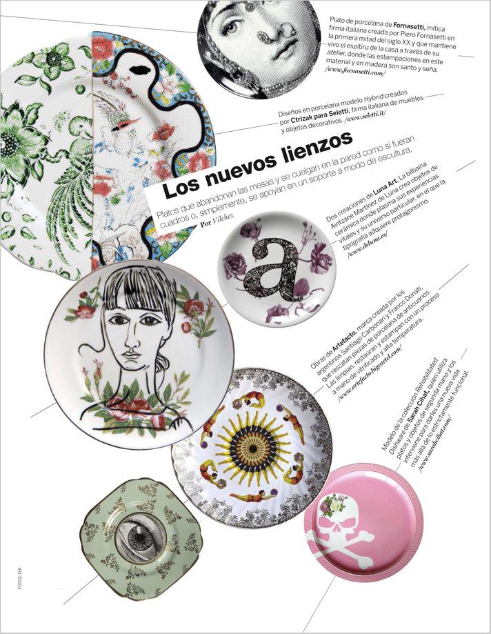 Luna Art en Yo Dona (El Mundo)