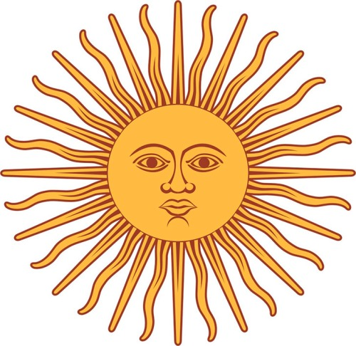 Argentine sun