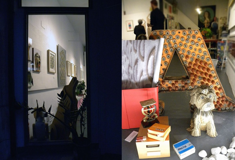 Exposición BLOKE de Fabián Luciano