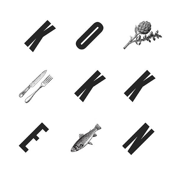 Proyecto Luna Art para Restaurante Kokken