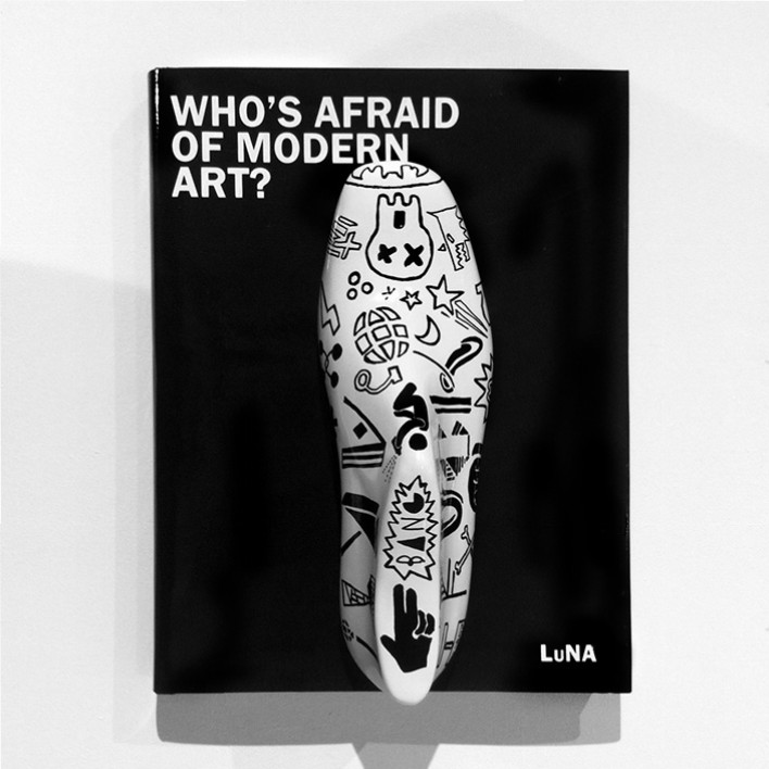 Who's afraid of modern art? By Luna