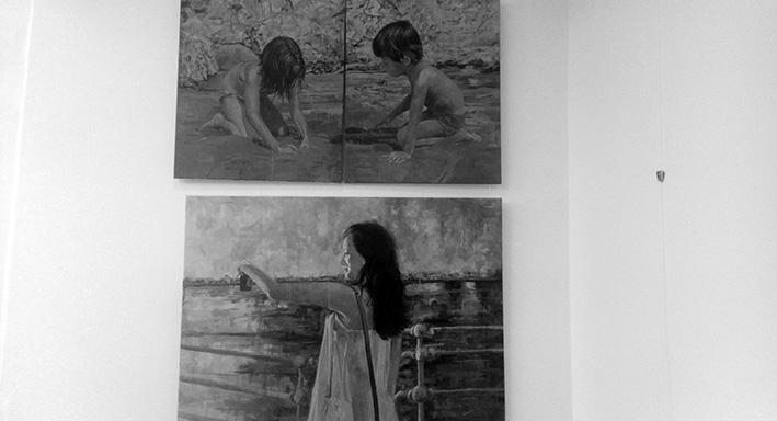 Amaya F. Fariza en Galería Fariza
