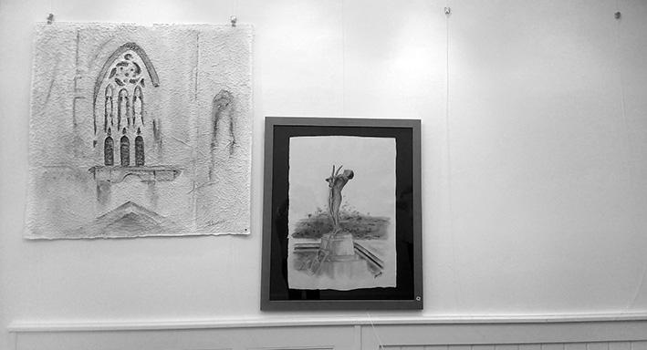 Susana H. Bernardo en Galería Fariza