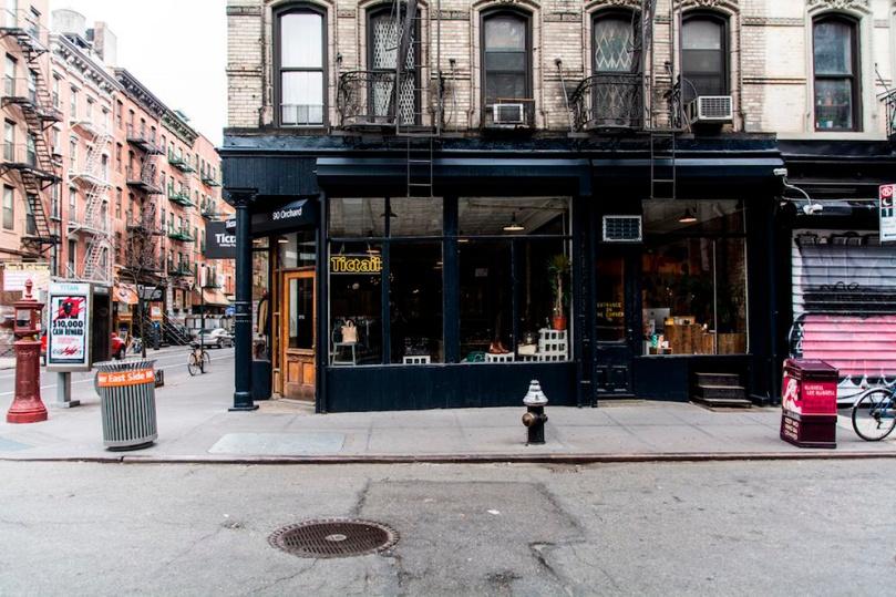 Aintzane De Luna en Tictail Market New York