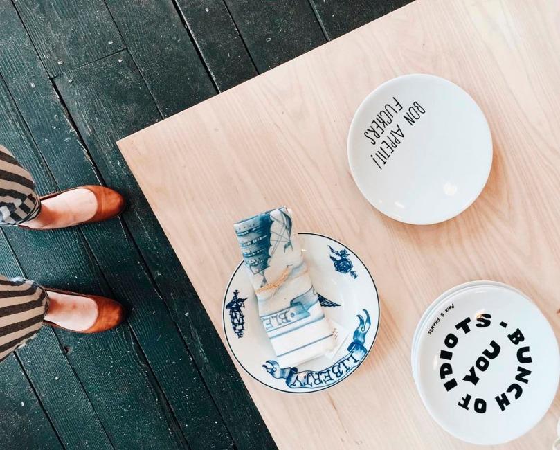 Deluna Ceramics en Tictail Market New York