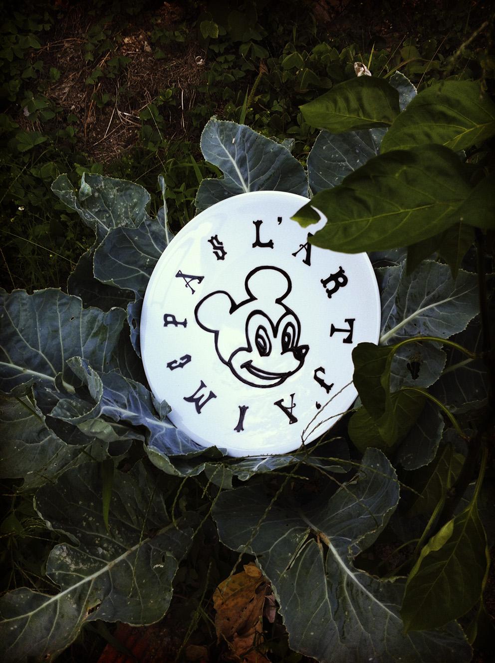 J'aime Pas L'art by Deluna Ceramics