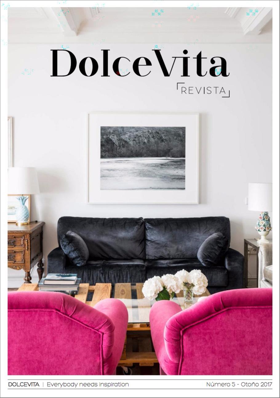 Deluna Ceramics en Revista Dolce Vita