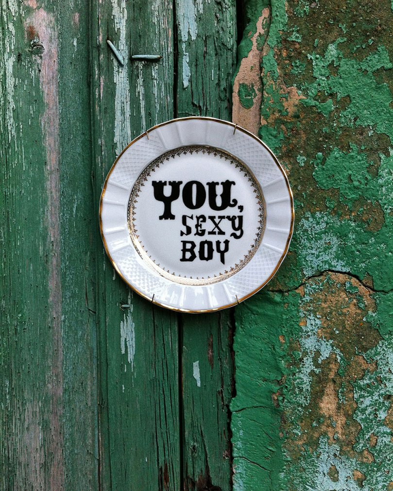 You, Sexy Boy by Deluna Ceramics