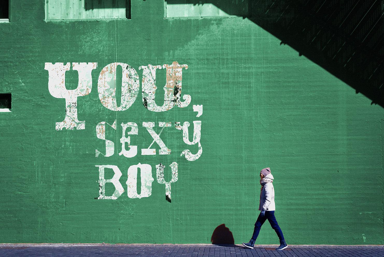 You, Sexy Boy by Deluna Ceramics