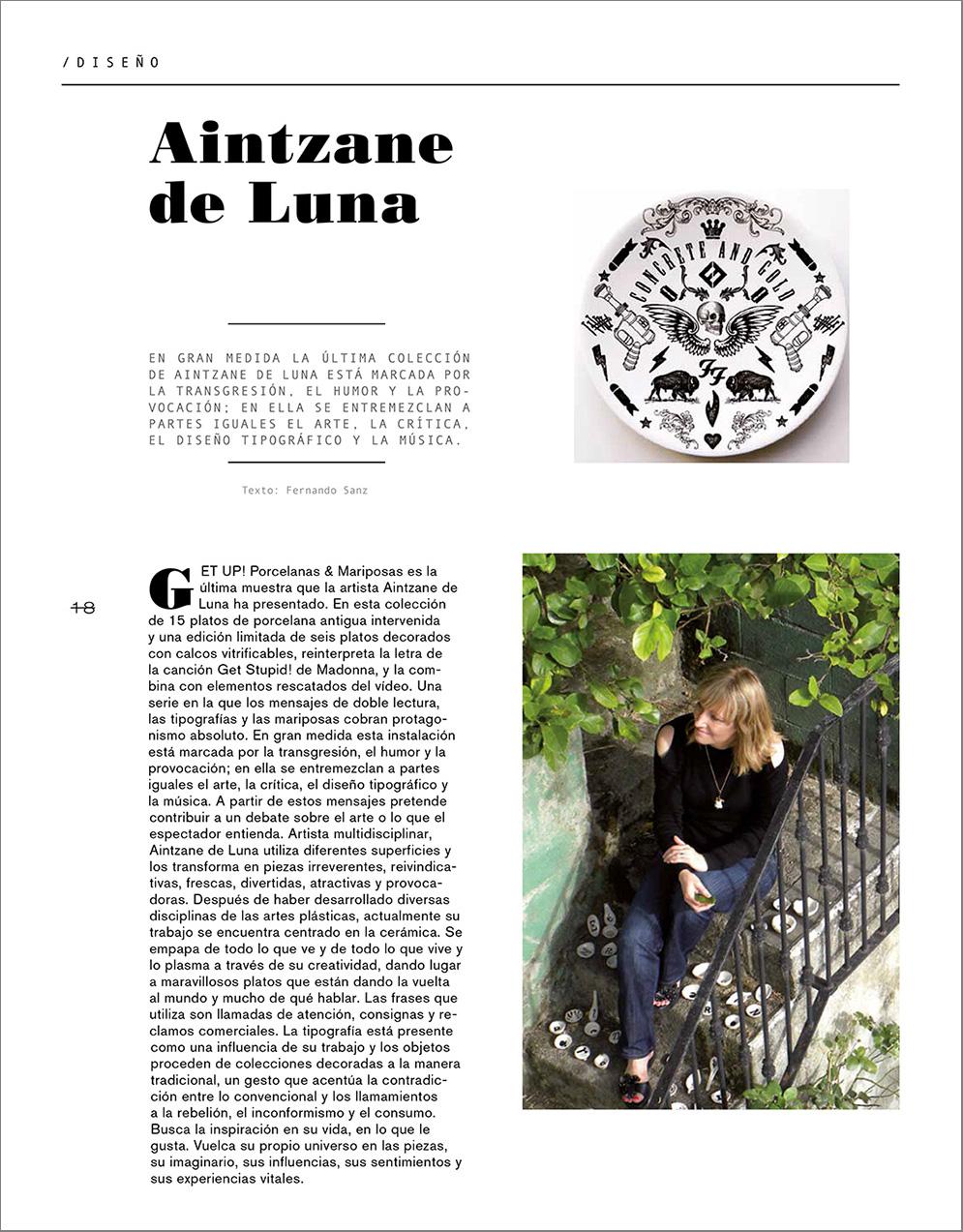 Deluna Ceramics en I LOVE BILBAO