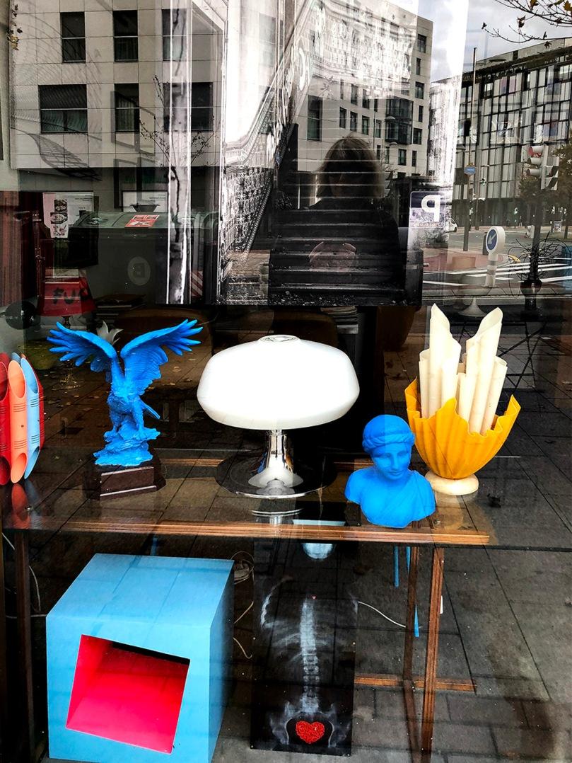Deluna Ceramics at Ion Sobera Gallery